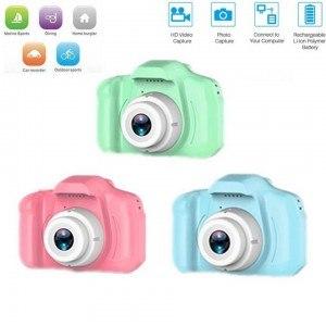Детска мини камера, 2 инча HD екран
