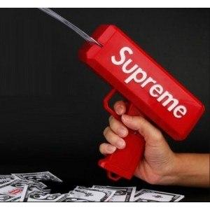Пистолет за изстрелване пари Supreme