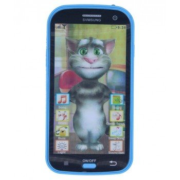 Детски телефон Talking Tom, интерактивна играчка