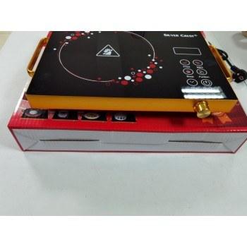 Електрически керамичен котлон Silver Crest 2600W