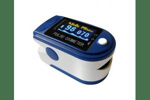 Пулсов оксиметър за измерване на пулса и кислорода в кръвта