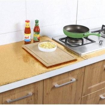 Кухненско предпазно фолио за плот 3м х 60см, самозалепващо