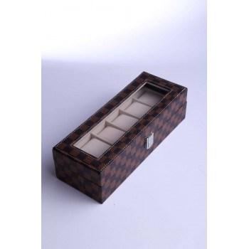 Кутия за часовници Каре, 6 отделения