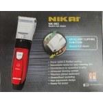 Машинка за подстригване Nikai Nk-902, керамичен нож, резервна батерия
