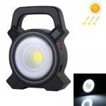 Акумулаторна работна LED COB лампа JY-819, соларен панел, Power Bank