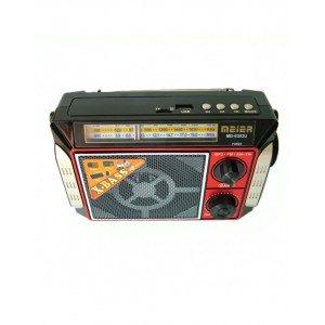 Акумулаторно радио Meier MD MD-9393U, Мp3, FM, AM, SW, USB, TF, AUX