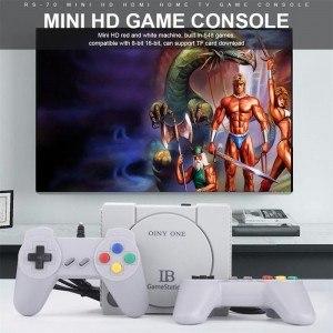 Телевизионна игра HD 20 + 628 игри, HDMI, 2 джойстика