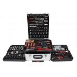 Куфар с инструменти от 399 части, 4 отделения