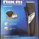 Машинка за подстригване Nikai NK-2208, 4 представки, безкабелна