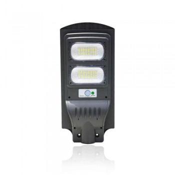 Улична соларна лампа JMK 200W, сензор движение, дистанционно управление