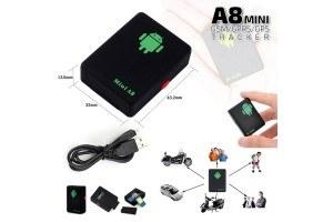 Проследяващо устройство Mini A8 GPS тракер