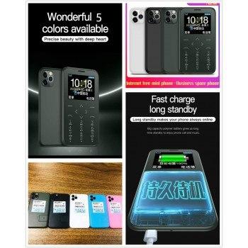 Телефон Soyes S7+ 1.5, ултра тънък