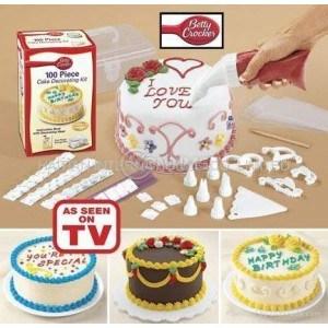 Декоратор на торти и сладкиши Cake Decorating Kit