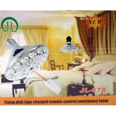 LED Аварийна лампа с дистанционно управление и акумулатор