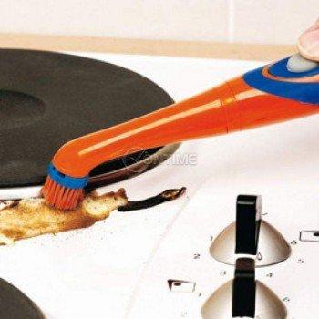 Вибрационна почистваща система Sonic Cleaner с 4 четки