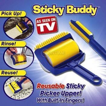Ролери за премахване на косми и прах Sticky Buddy