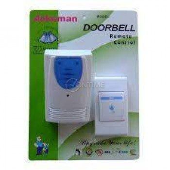 Безжичен звънец за врата