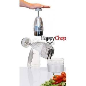Свежа салата с Кухненски помощник Happy Chop
