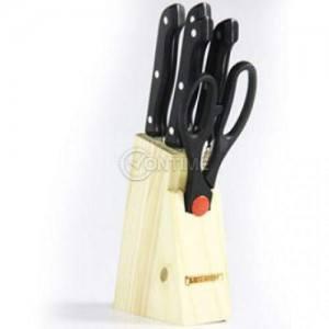 Кухненски ножове - комплект от 7 части KAISERHOFF