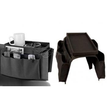 Arm rest organizer - органайзер за диван с 6 вградени отделения