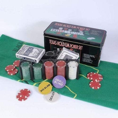 set покер