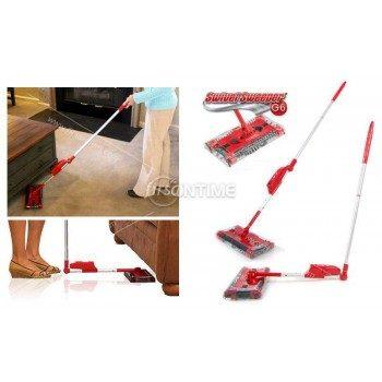 Електрическа подочистачка Swivel Sweeper G6