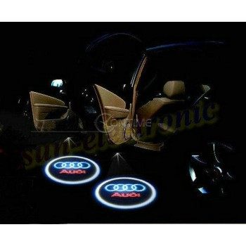 LED лого проектори за автомобилни врати - Ghost Shadow