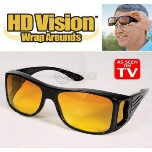 Очила за нощно шофиране HD VISION - 2 броя