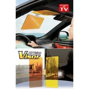 Безопасно шофиране през деня и нощта с HD Visor