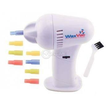 Уред за почистане на уши Wax Vac