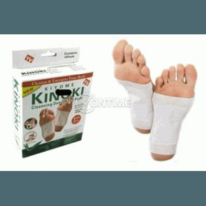 Детоксикиращи пластири Kinoki (10 броя в кутия)