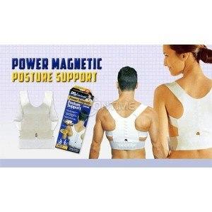 Масажор Power Magnetic - за правилна стойка и стройна фигура