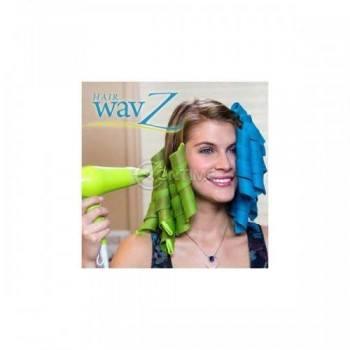 Перфектни къдрици с новите и по-големи ролки за коса Hair WavZ