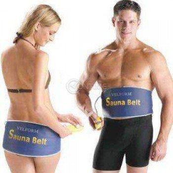 Колан за отслабване със сауна ефект - Sauna belt velform 106см