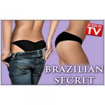 Секси дупе с Brazilian Secret