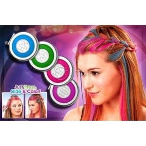 Комплект за озцветяване на кичури коса Hot Huez