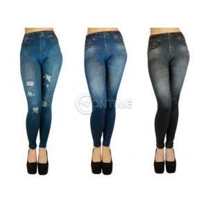 Slim 'n Lift Caresse Jeans - оформящ и стягащ клин-дънки