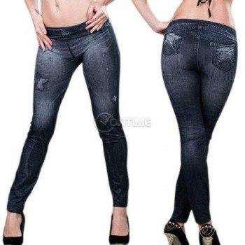 Slim and Lift Caresse Jeans - оформящ и стягащ клин - дънки