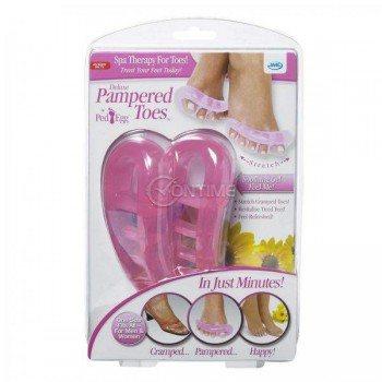Спа за крачета с pampered toes