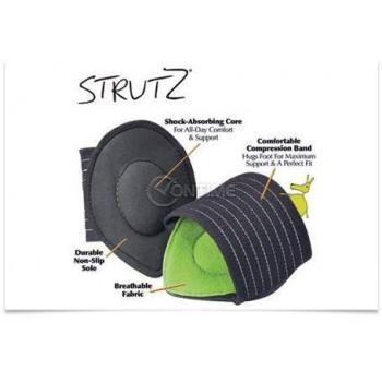 Strutz Cushioned Arch Supports - стелките наречени Човешки амортисьор