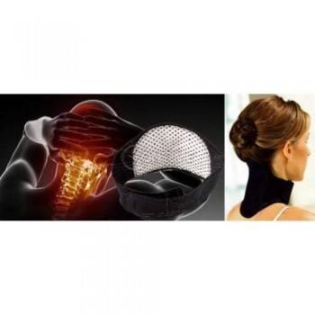 Турмалинова яка за облекчаване на болките в раменете, главата и врата.