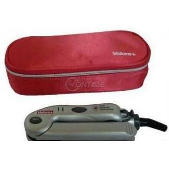 Компактна керамична преса за коса - Valera Travel Ceramic NanoSilver