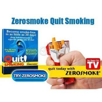 Oтказване на цигарите с иновативна технолигия ZEROSMOKE